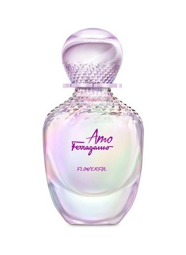 Salvatore Ferragamo Salvatore Ferragamo Amo Flowerful 50 ml Parfüm Renksiz